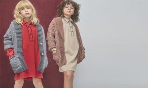 Moda para niños en la nueva temporada de otoño/invierno 2018