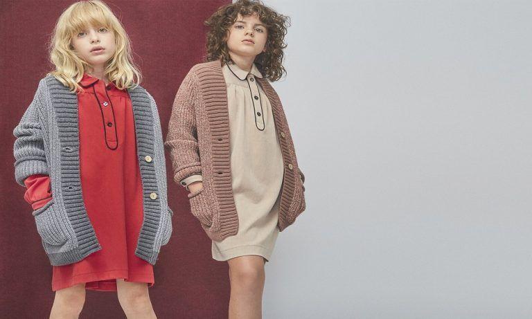 moda para niños otoño 2018