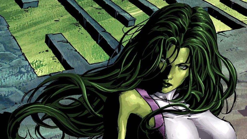 Superheroinas de comics de marvel