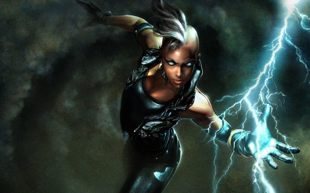 superheroina de los xmen