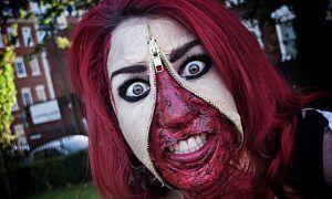 maquillarte en Halloween