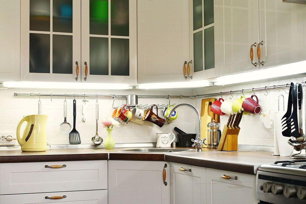 Ideas para decorar una cocina pequeña y dejarla preciosa