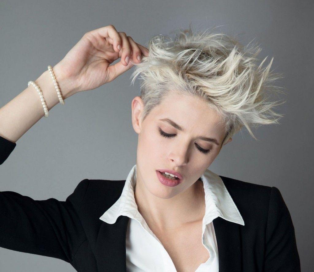 peinados para mujeres con pelo corto