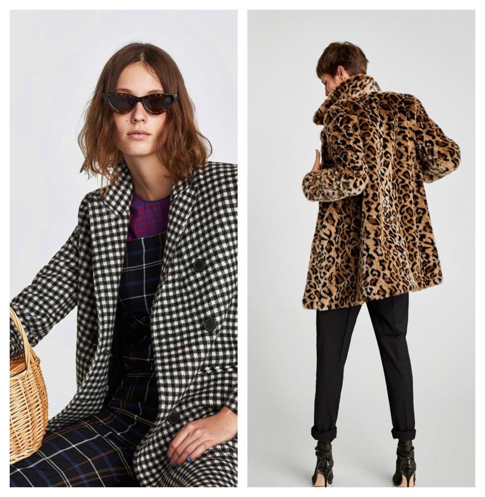 Abrigos a la moda 2018-2019