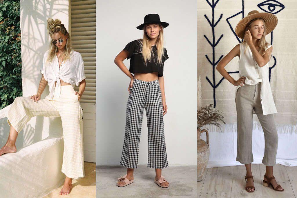 pantalones que estan de moda