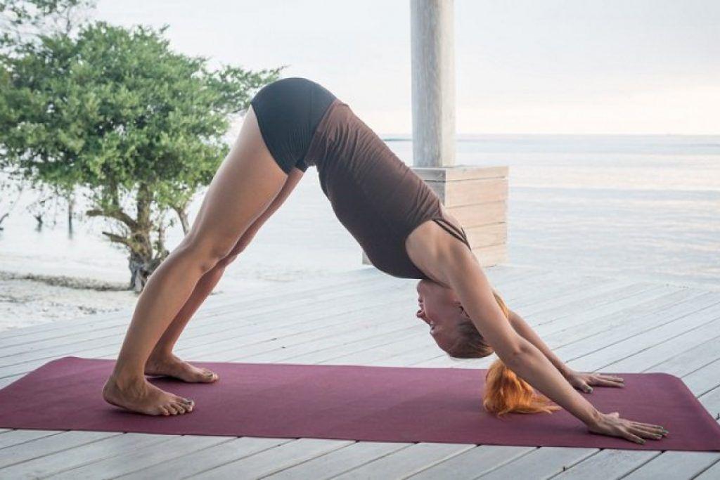 ejercicio para la zona media del cuerpo