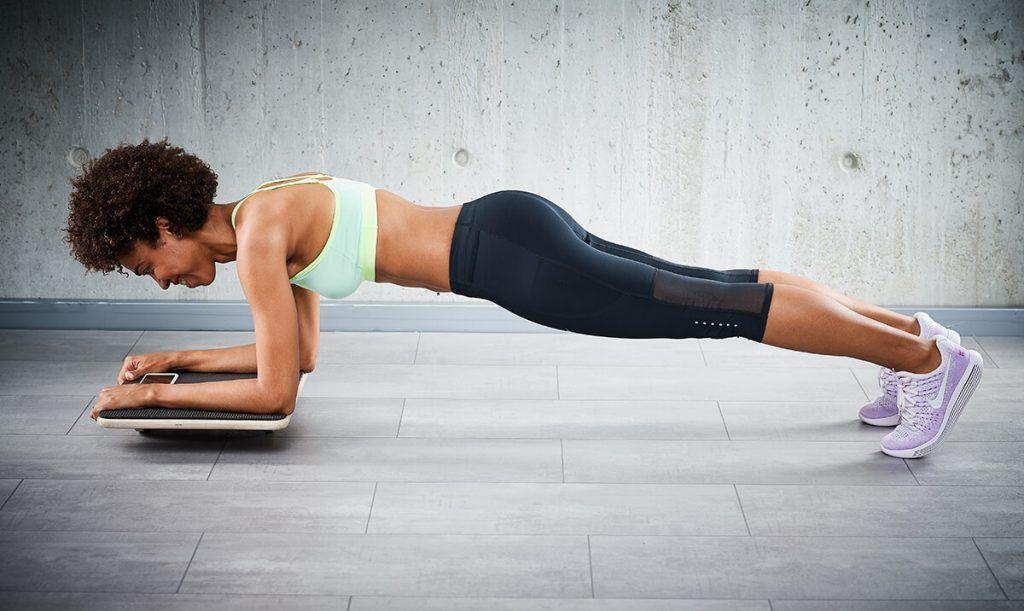 ejercicio de plancha