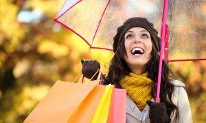 """Prendas de lluvia """"must have"""" que no pueden faltarte este invierno"""