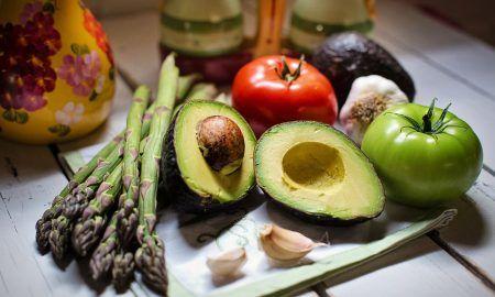 Verduras en la dieta paleo