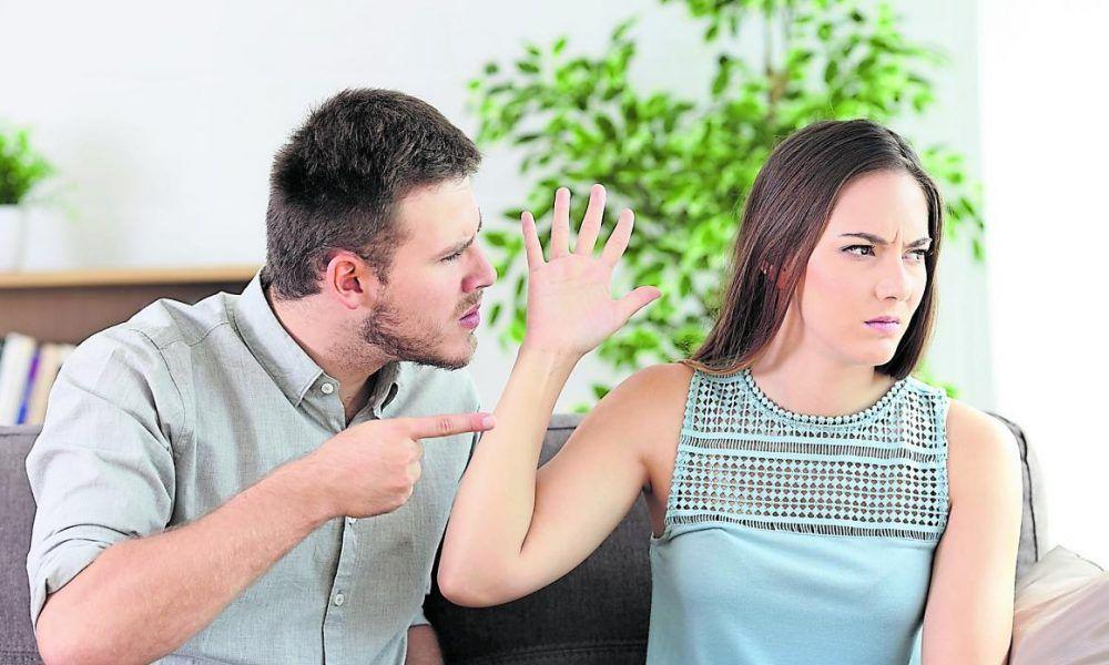 Las 7 cosas que los hombres odian en una relación