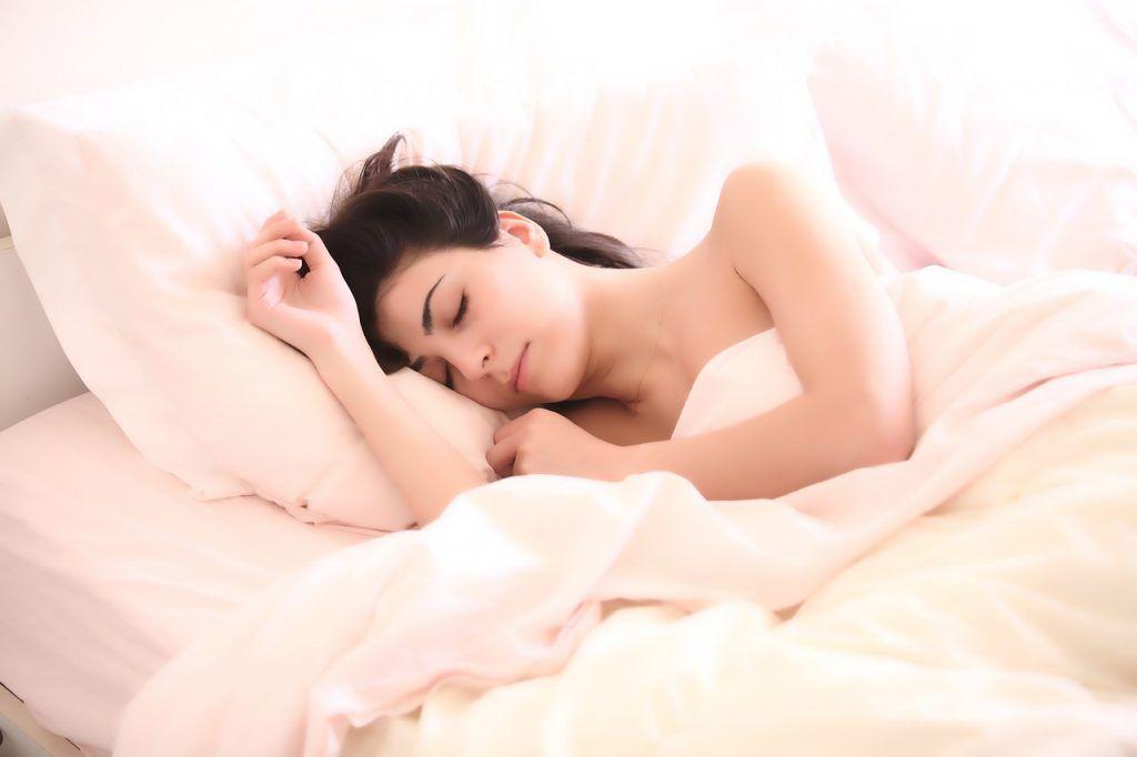 Organizar horarios de sueño