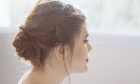 Peinados fáciles para cabello graso