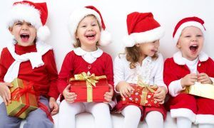 5 ideas de regalos de Navidad para los más pequeños