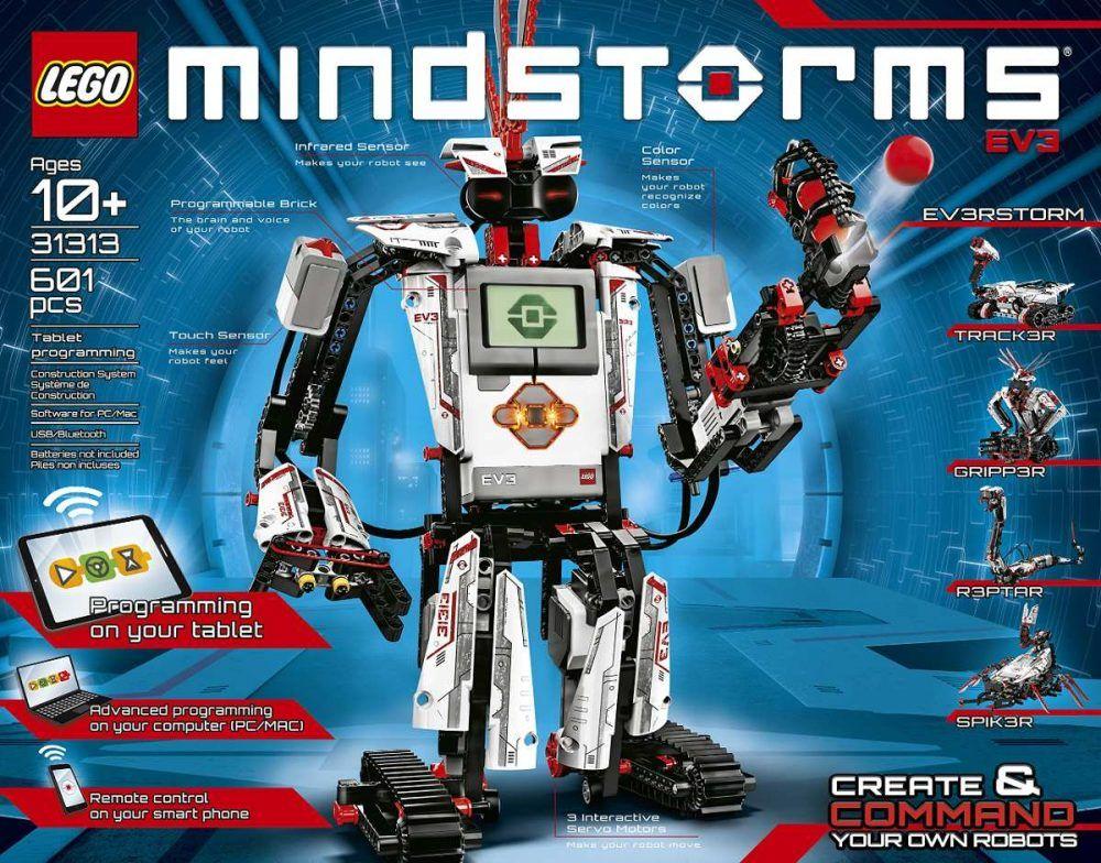 Kits de robótica para regalar en navidad para los más pequeños