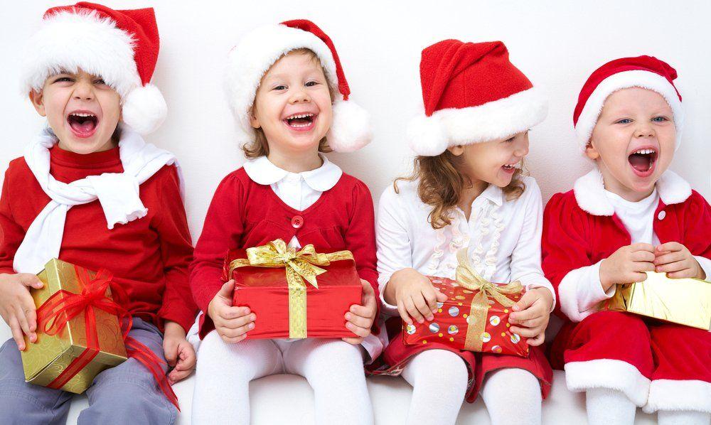 Regalos de Navidad para los más pequeños