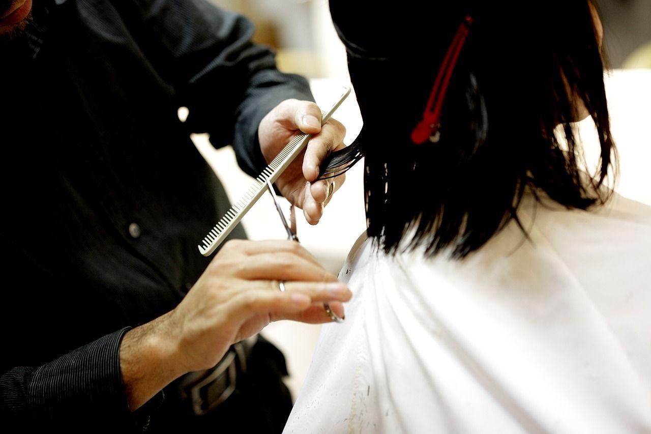 cortarte el pelo para tenerlo sano