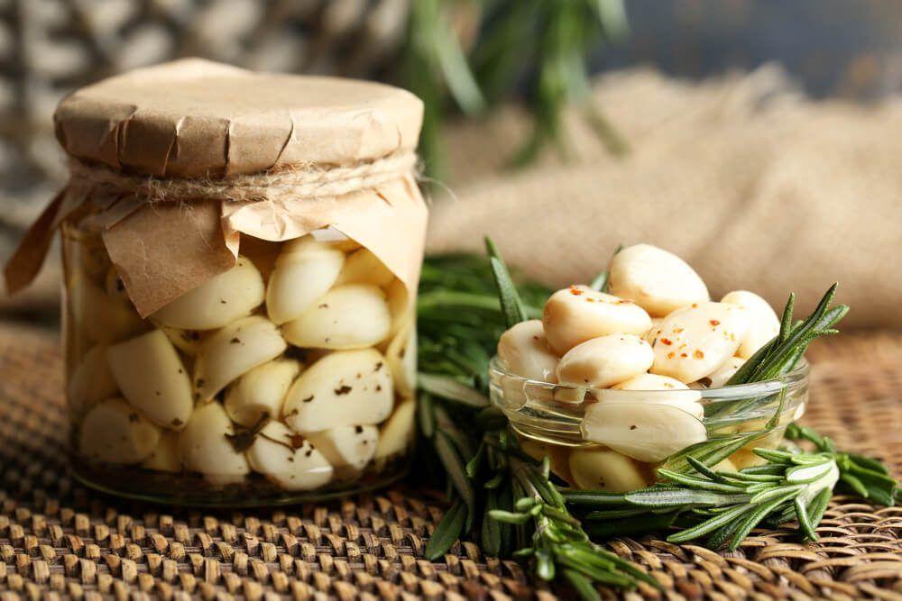 comer ajo es bueno para la salud