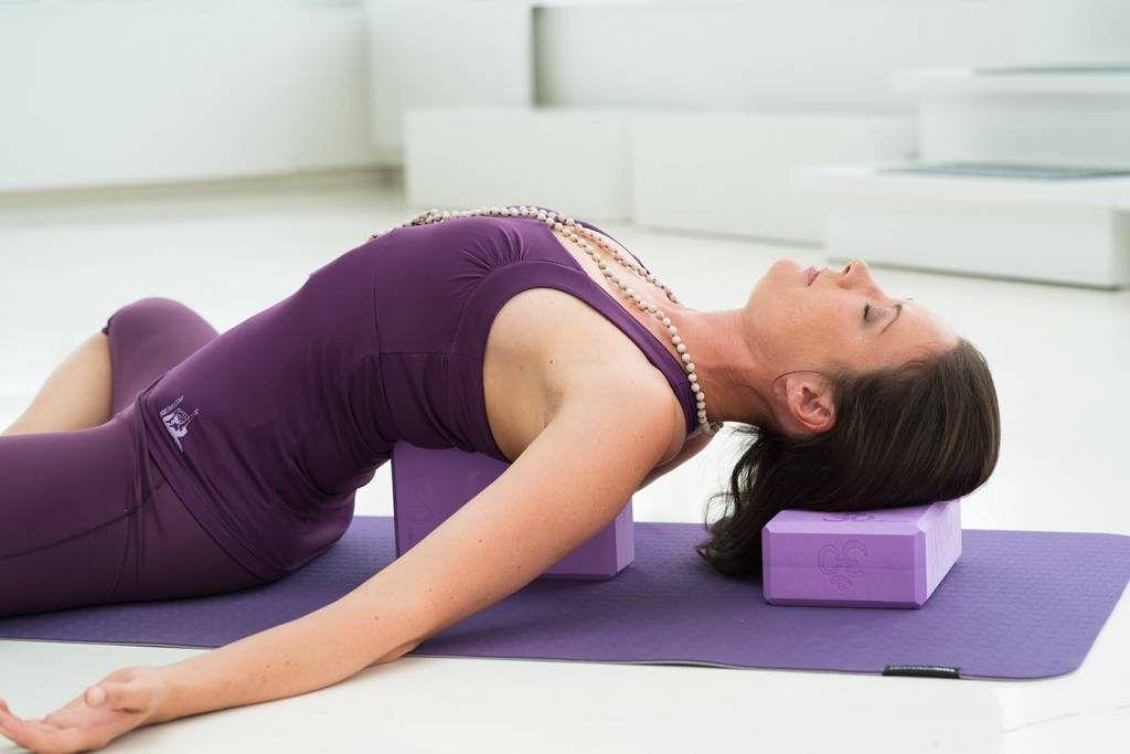 bloques para hacer yoga