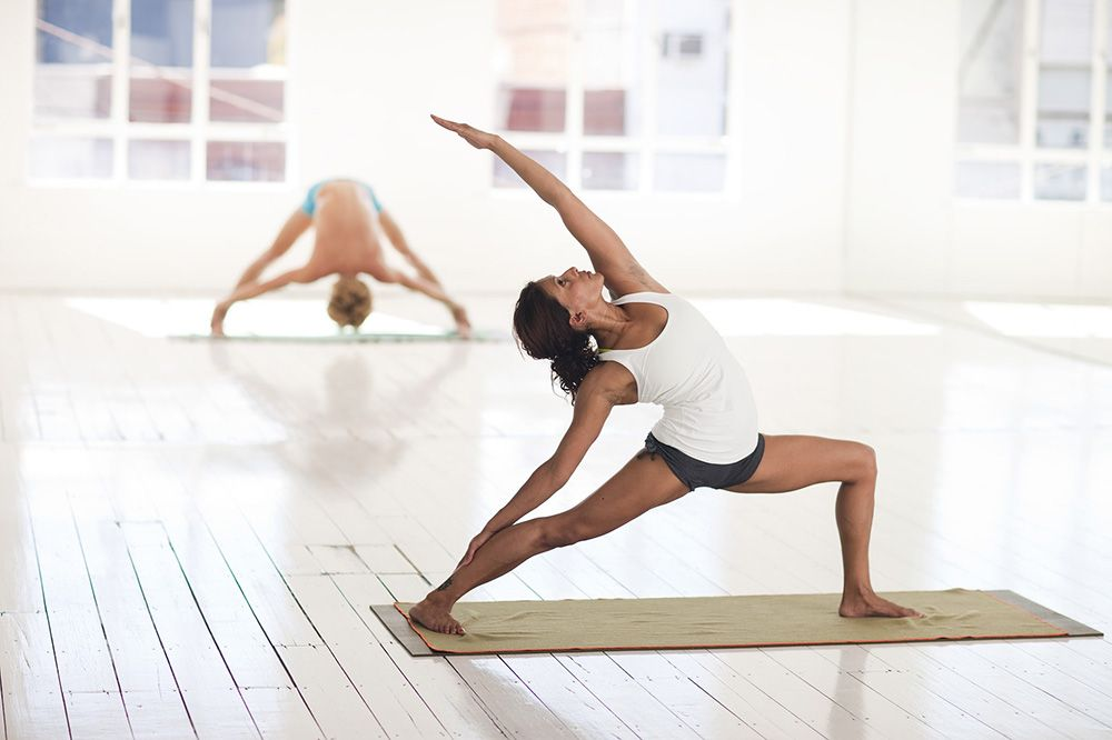 esterillas para hacer yoga