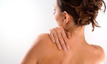 Tensión en los hombros