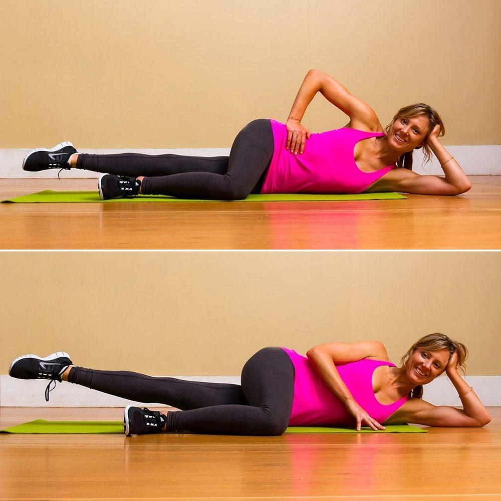 Levantamiento de muslo interno