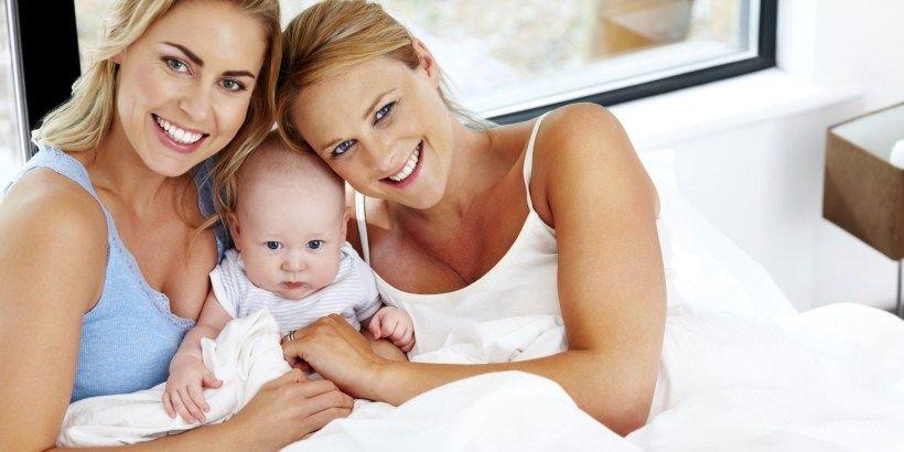 Maternidad biológica compartida gracias al método ROPA
