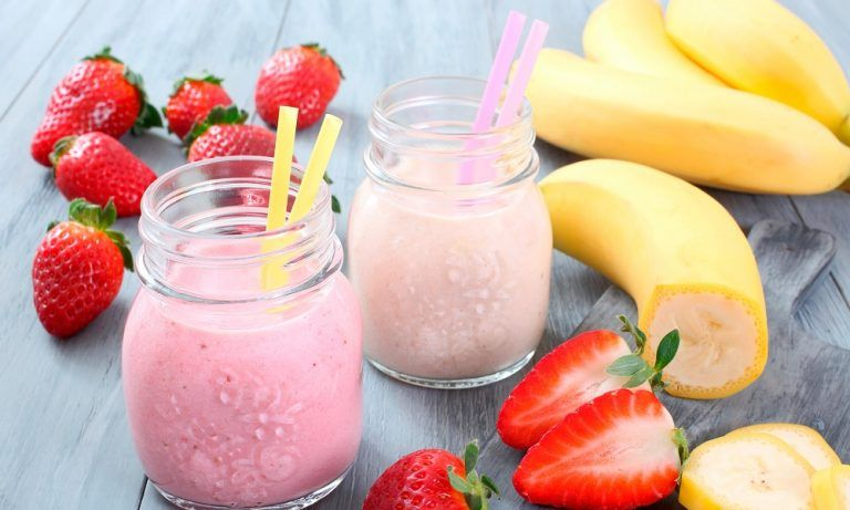 natural smoothies