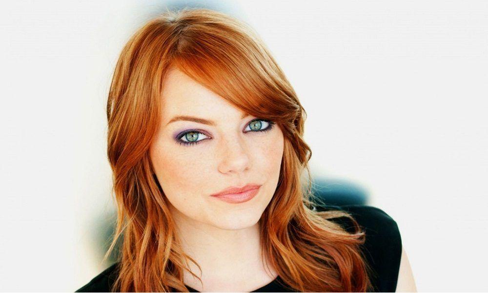 color de pelo rojo cobre