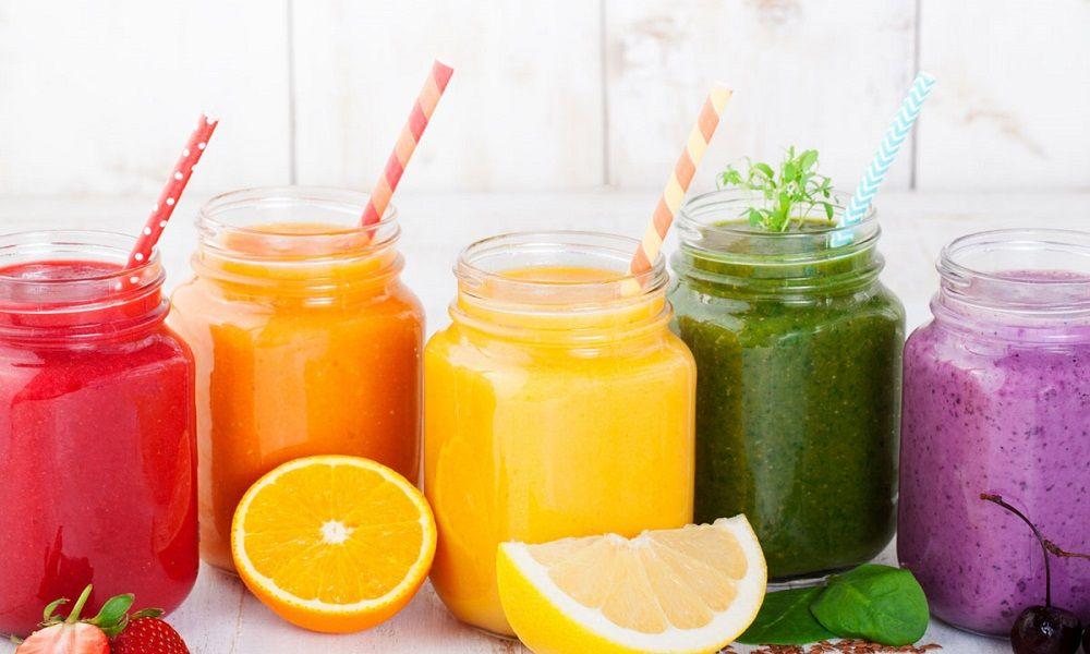 recetas de smoothies fáciles y saludables