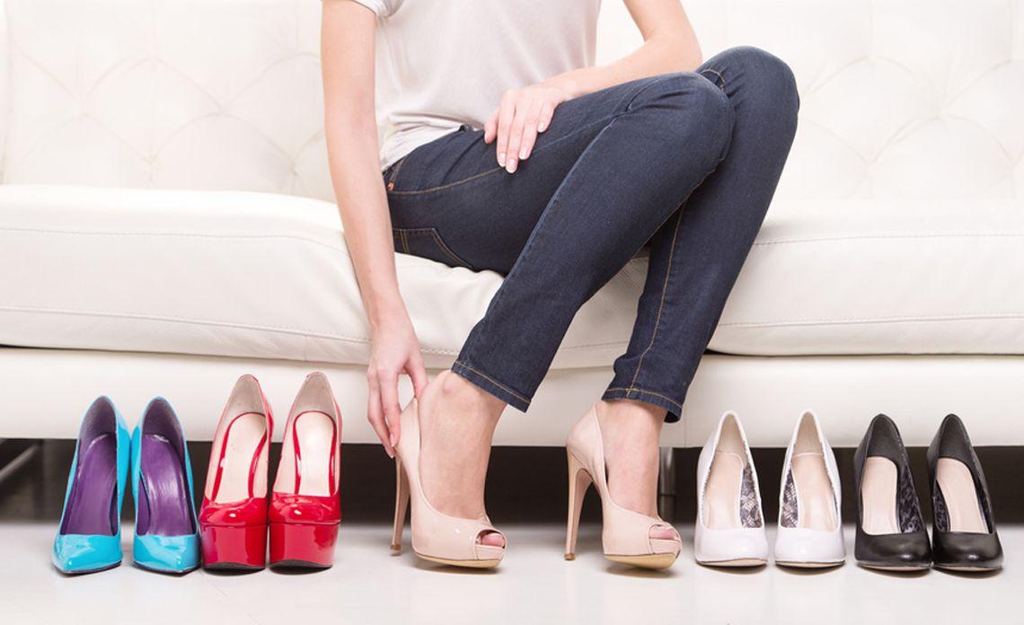 zapatos más adecuados para cada ocasión