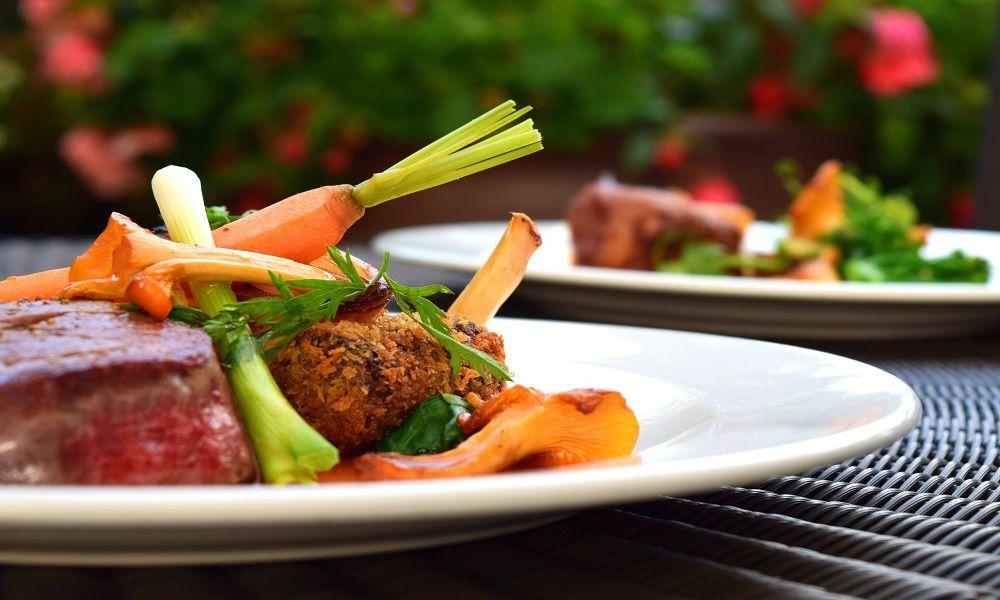 cenas fáciles y saludables