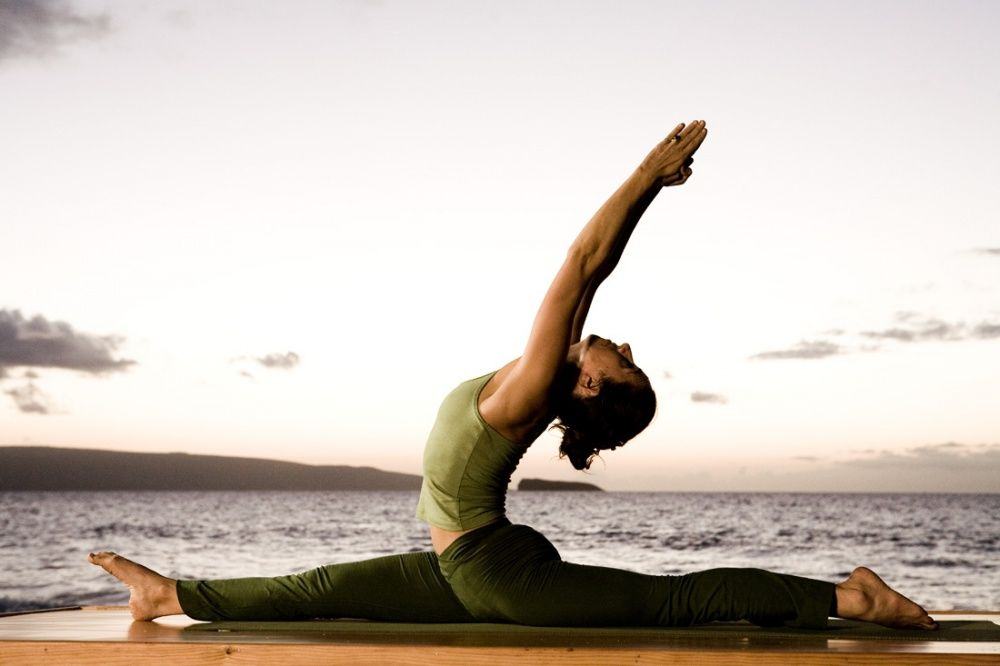 yoga bowspring