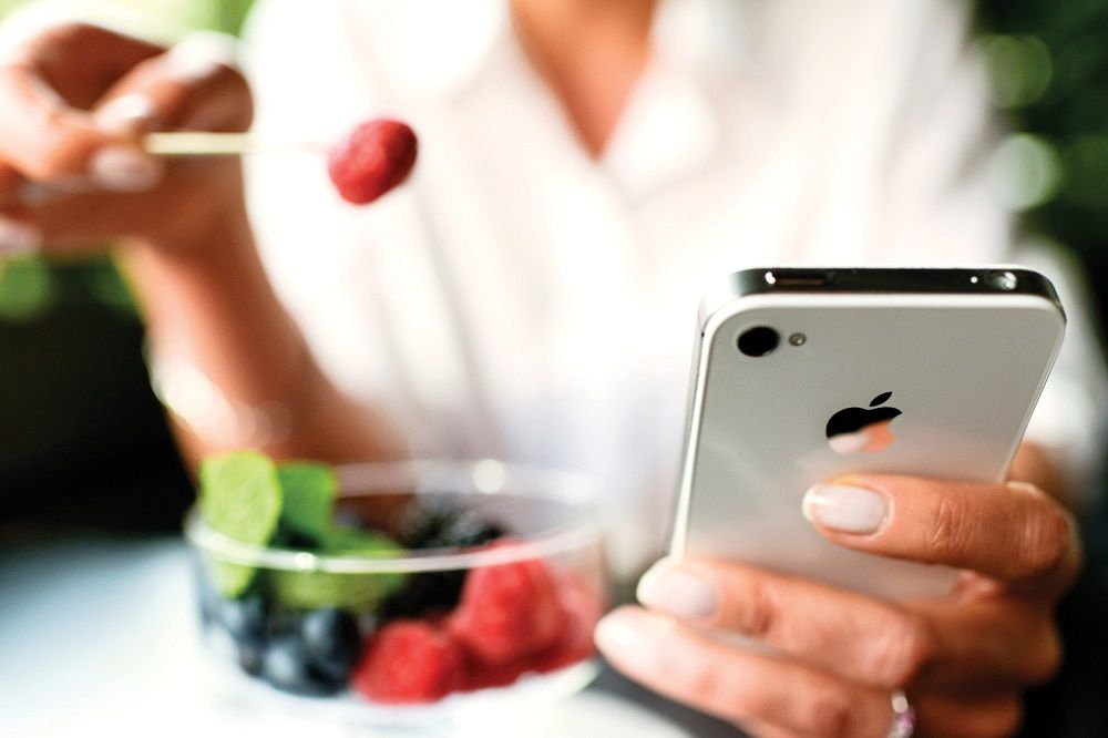 aplicaciones para perder peso
