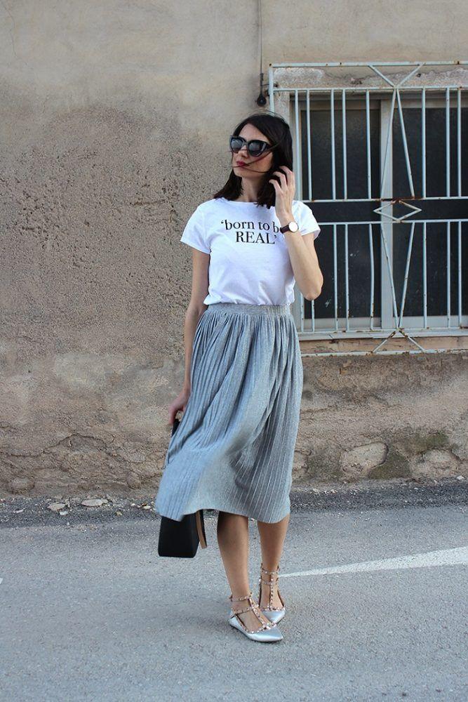 falda informal