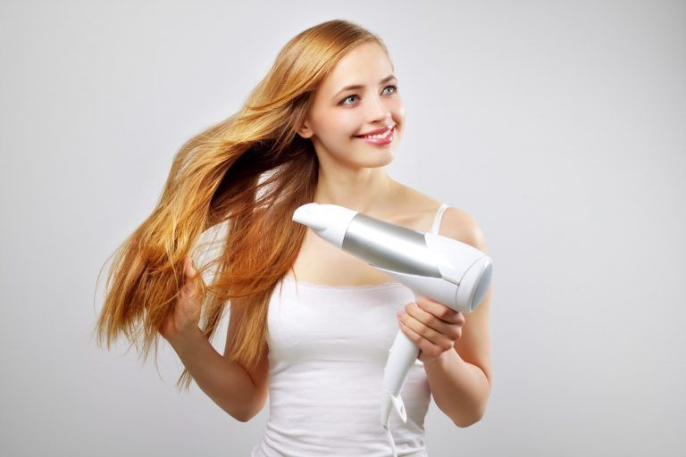 Secar el pelo