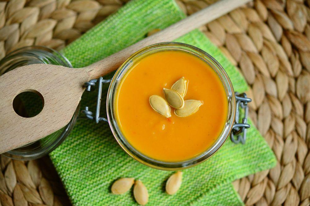 Pumpkin. food to eliminate gases