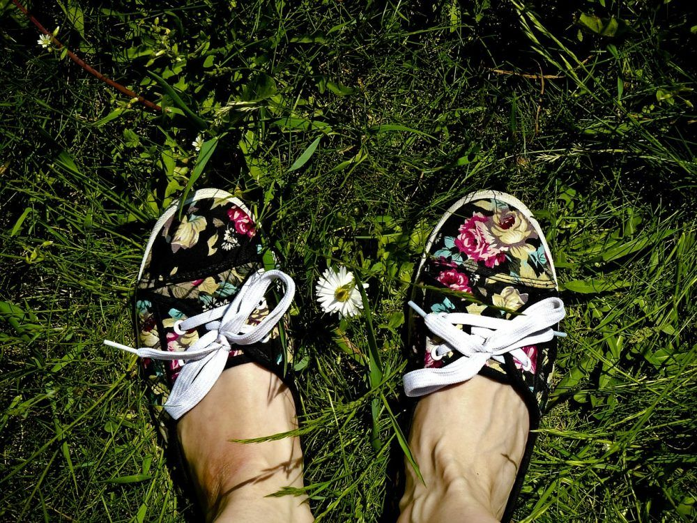 Calzado de primavera-verano