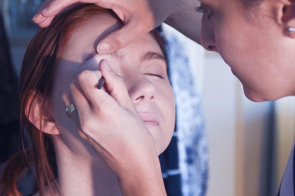 Maquillarse los ojos