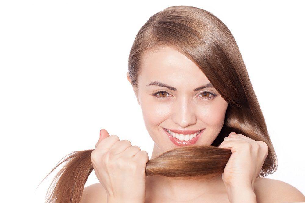 mantener un cabello fuerte