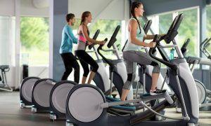 Cómo ponerte en forma con una bicicleta elíptica y dieta sana
