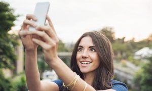 aplicaciones para retocar selfies
