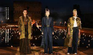 Descubre la espectacular colección Crucero de Dior en Marrakech