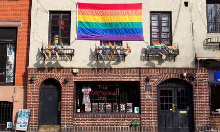 El Stonewall Inn, donde comenzó la historia del día del Orgullo Gay
