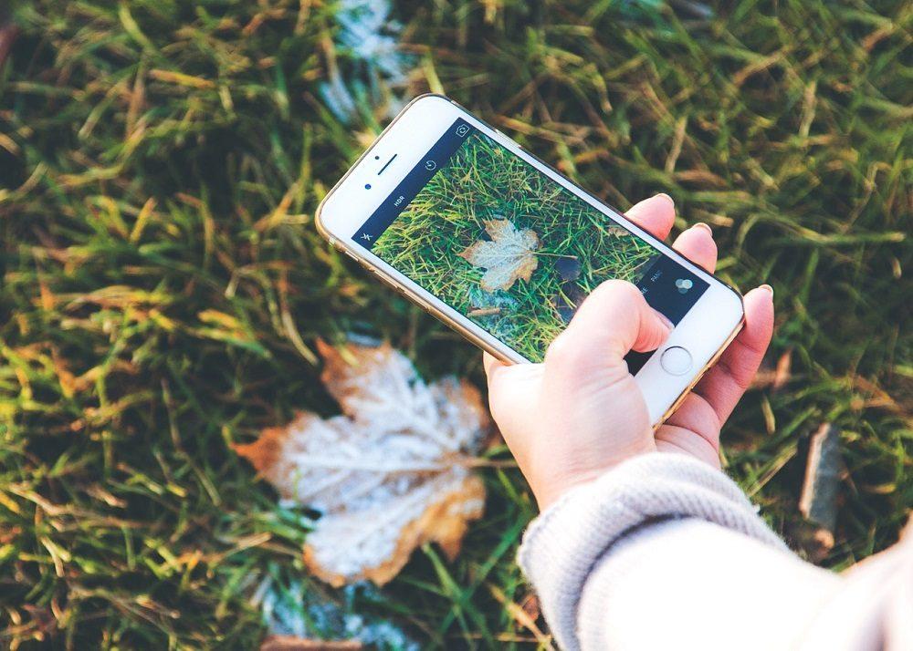 Retocar fotos desde el móvil