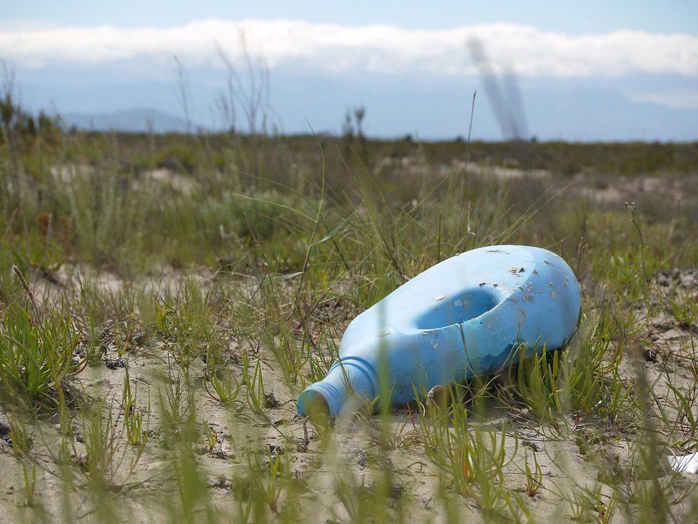 Muchos plásticos no se reciclan