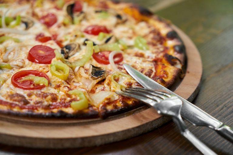 Recetas de bases de pizza saludables