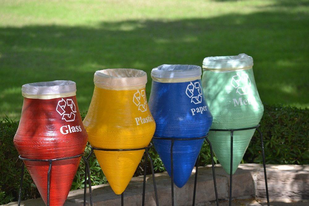 Reciclar ayuda al medio ambiente