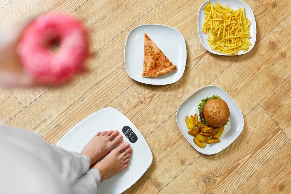 alimentos no recomendados para perder peso
