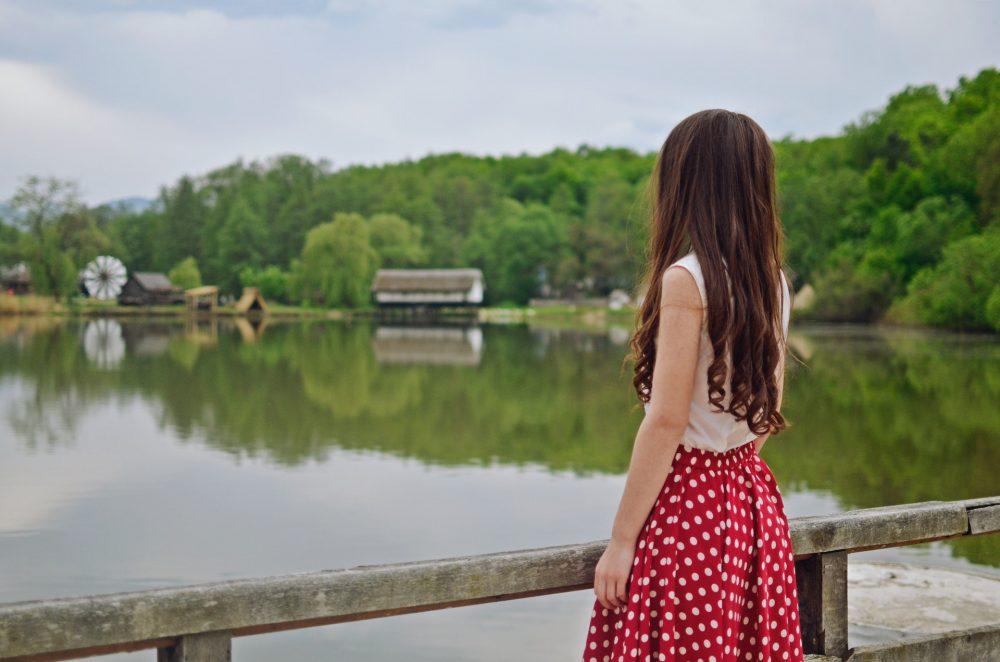 Faldas largas y vaporosas o cortas tipo midi ideales para el verano