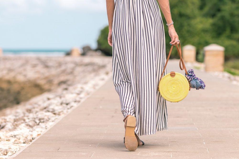 Sandalias, cuñas y menorquinas, el calzado más utilizado en verano